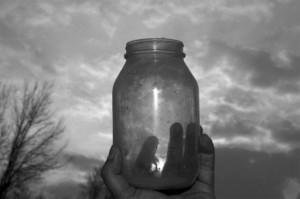 anecdote of the jar