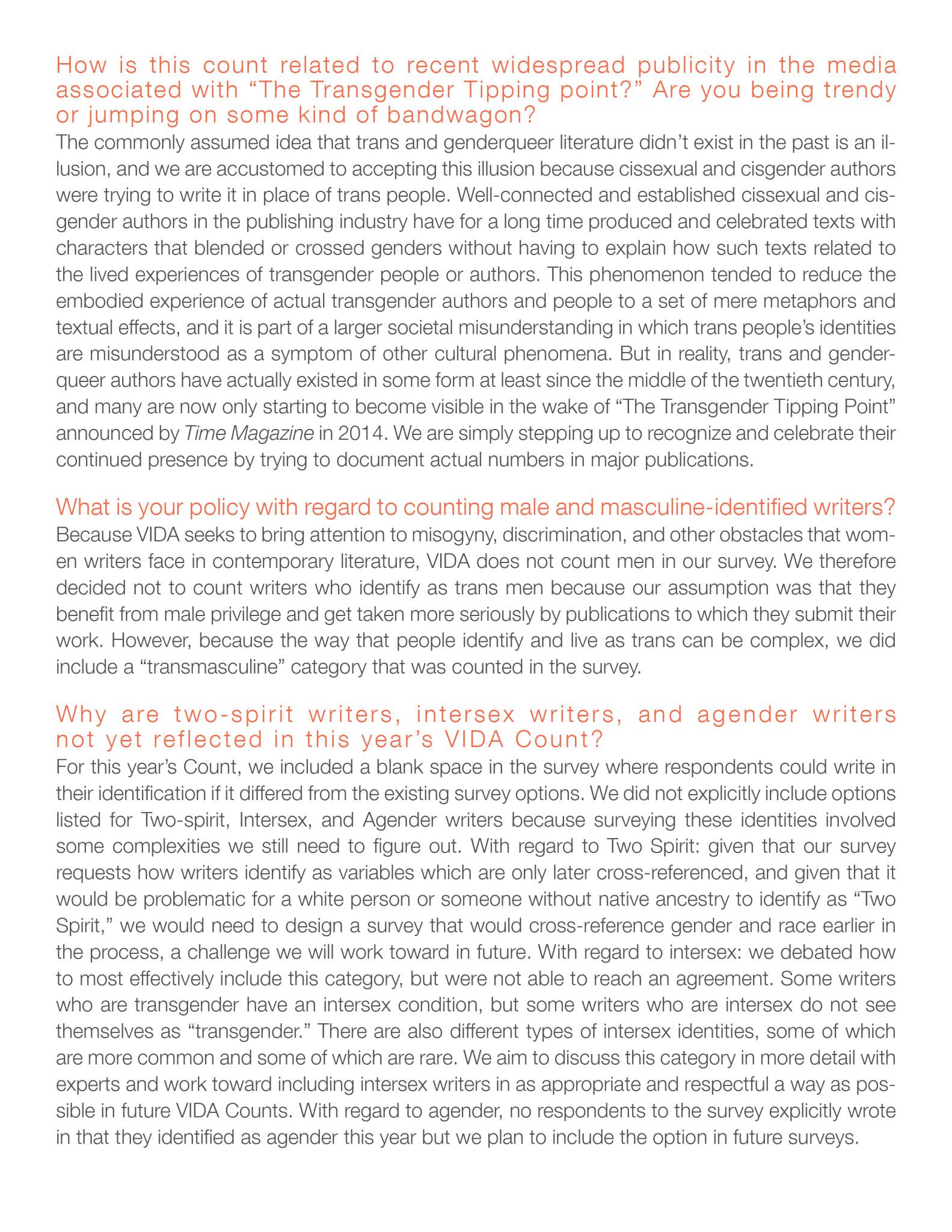 VIDA Trans Primer: page 2