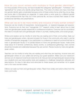 VIDA Trans Primer: page 3