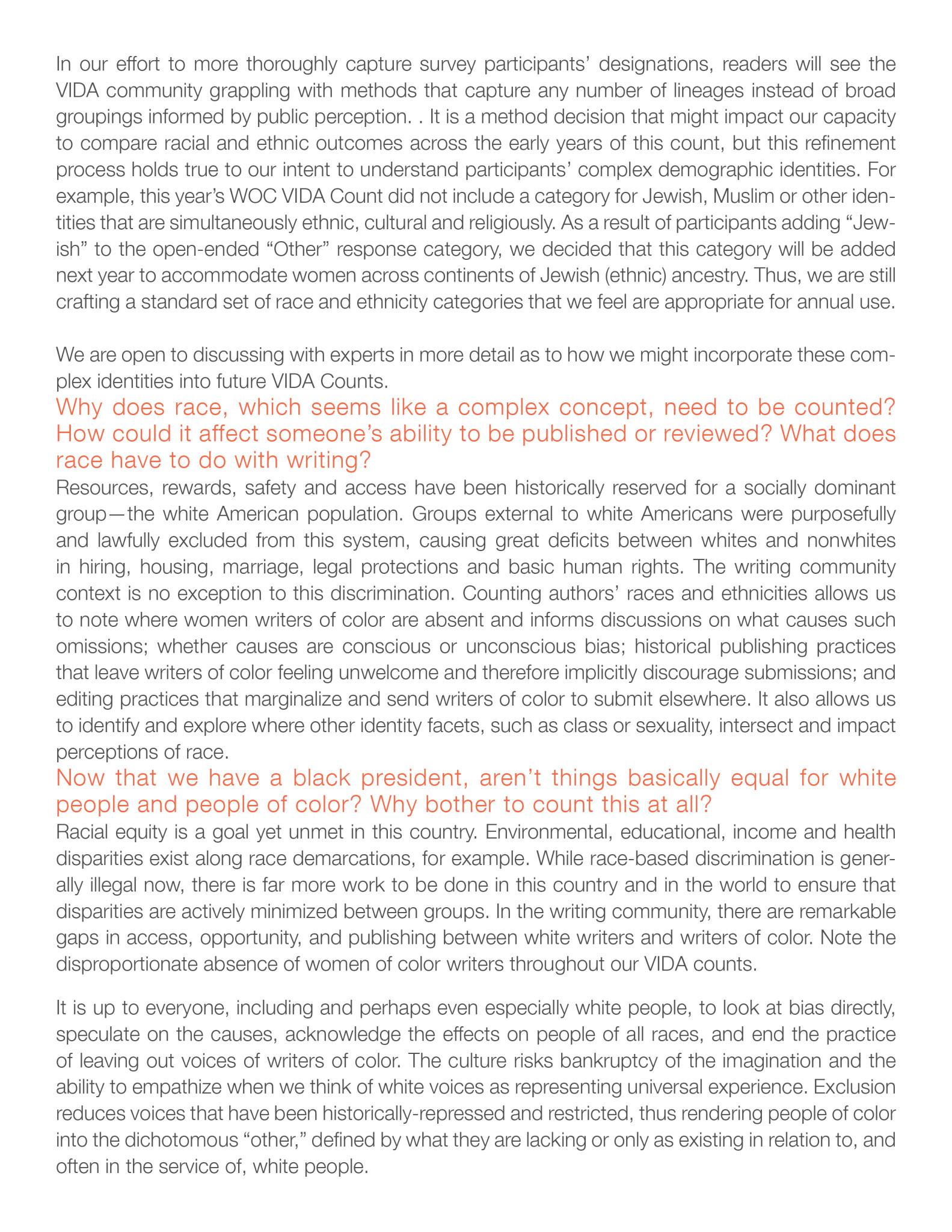 VIDA WOC Primer: page 2