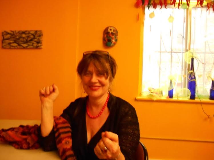 VIDA Reads with Writers – Sheila Black!