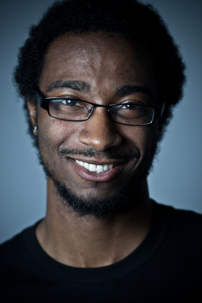 Voices of Bettering American Poetry 2015 — Phillip B. Williams