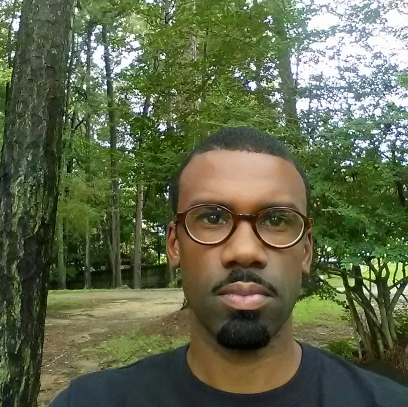 Voices of Bettering American Poetry 2015 — Terrell Jamal Terry