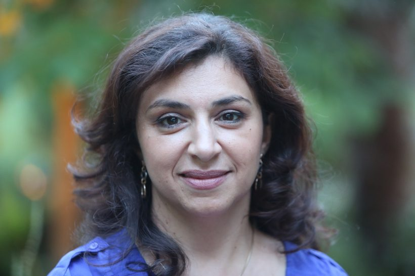 Voices of Bettering American Poetry Volume 2 — Lena Khalaf Tuffaha