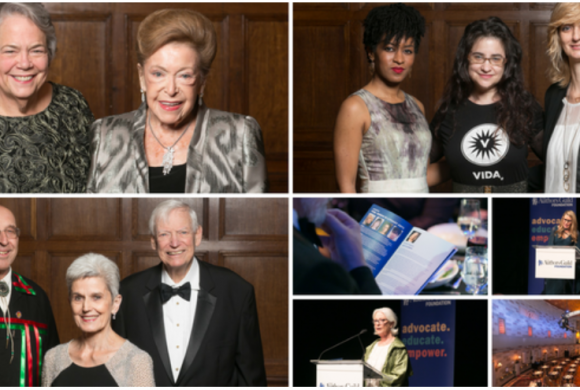 VIDA Honored as Literary Advocates at the 2018 Authors Guild Foundation's Annual Benefit