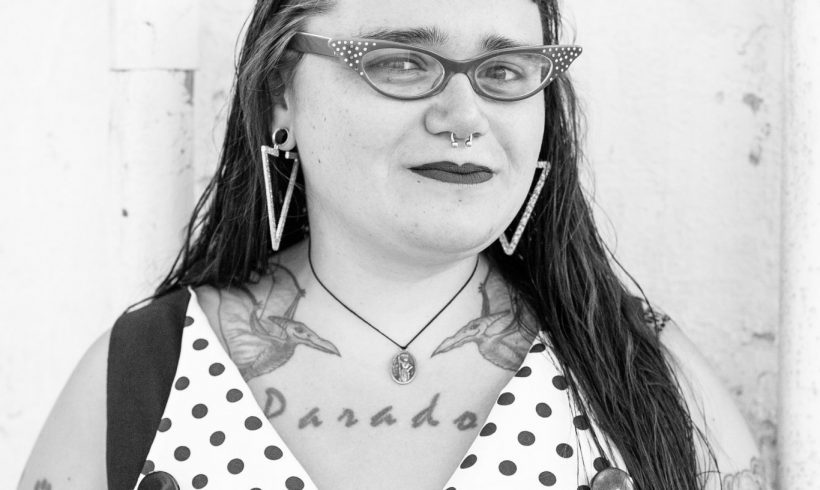Body of a Poem: From Zines to Novels, Genderqueer on the Page