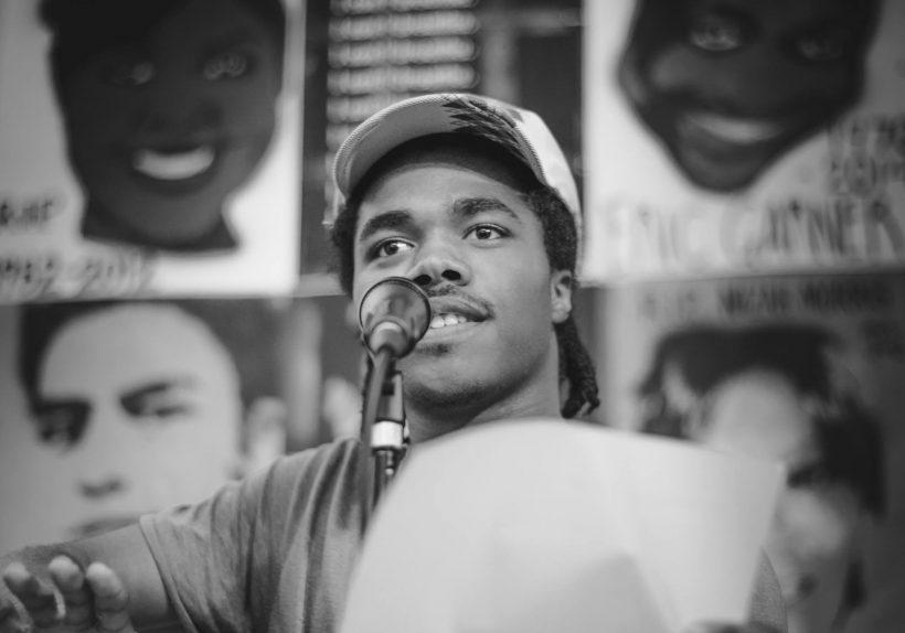 Voices of Bettering American Poetry Volume 3 — Nkosi Nkululeko
