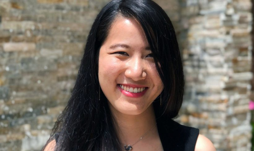 Voices of Bettering American Poetry Volume 3 — Tiffany Wu