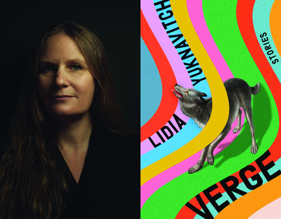 On the Edge: A Conversation with Lidia Yuknavitch
